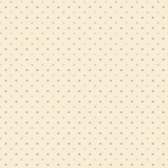 vinyl wallpaper on non-woven Miniatures 2 small pattern G67902 red / ivory