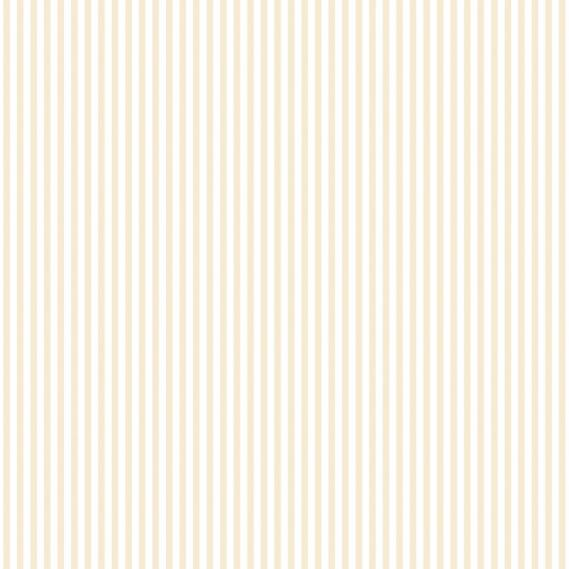 vinyl wallpaper on non-woven Miniatures 2 stripes G67909 beige / white