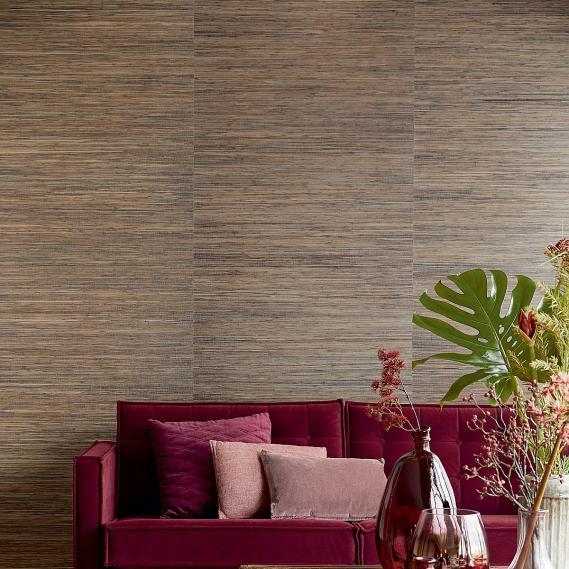 paper-backing wallpaper plant fiber Eijffinger 389508
