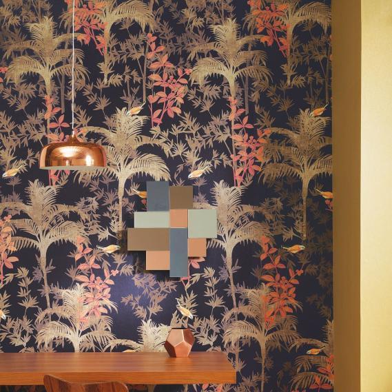non-woven wallpaper Azoura Oxygen Khroma