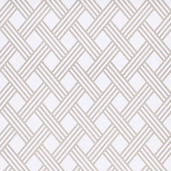 Vliestapete Rotan Oxygen Khroma OXY202 perlbeige / weiß
