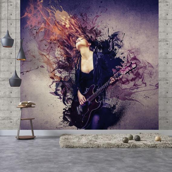 Wandbild Galerie Grunge G45282