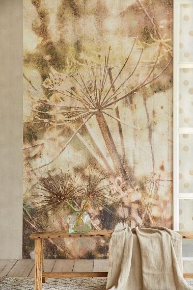 Wandbild Eijffinger LINO Acanthus Natur 379102