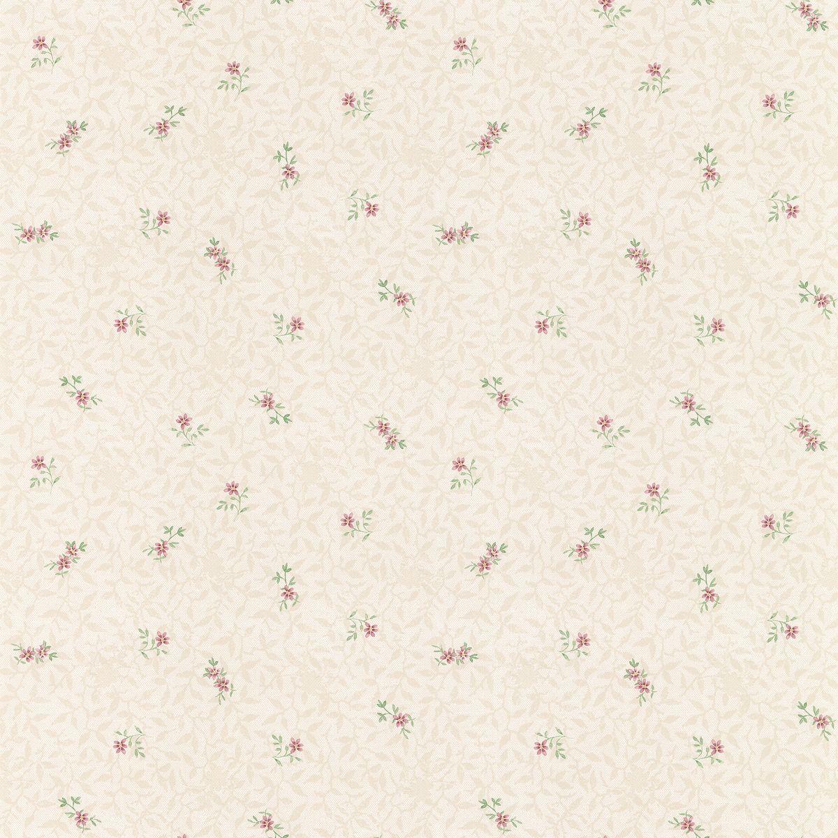 papier vinyl tapete mit blumen pp27837 vinyltapete. Black Bedroom Furniture Sets. Home Design Ideas