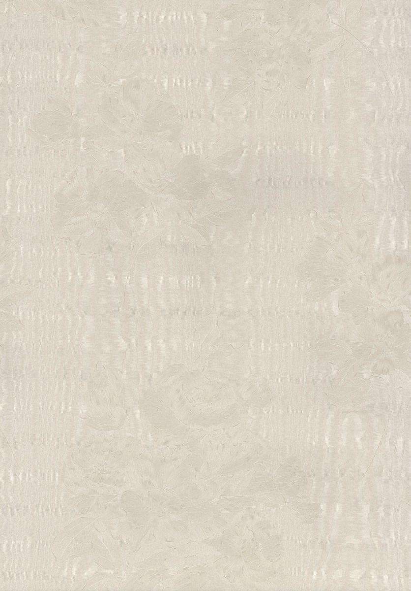 tapete simply silks barock wei gl nzend sk34762 vinyltapete decowunder. Black Bedroom Furniture Sets. Home Design Ideas
